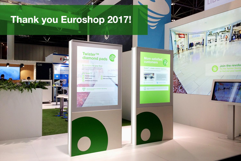Twister at Euroshop 2017