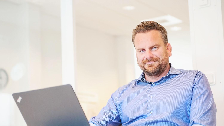 Christian Fagerström Twister sales manager