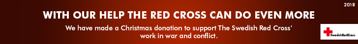 Red Cross Christmas Donation