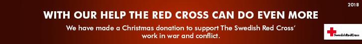 Red Cross Christmas Donation